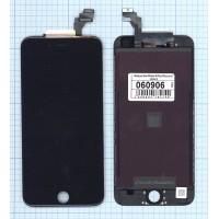 Дисплей iPhone 6 Plus в сборе с тачскрином (Foxconn) черный