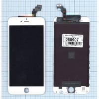 Дисплей iPhone 6 Plus в сборе с тачскрином (Foxconn) белый