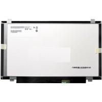 """Матрица (экран) для ноутбука 14,0"""" LED 1366*768 Slim 40pin, глянцевая, крепления сверху и снизу. Гарантия 3 месяца"""