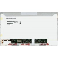 """Матрица (экран) для ноутбука 15,6"""" LED 1366*768 40pin,LP156WH4 разъем слева, МАТОВАЯ. Гарантия 3 месяца"""