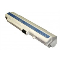 Аккумулятор для ноутбука Acer Aspire One ZG-5 D150 A110 A150 531h 6600mah белая OEM