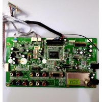 MainBoard материнская плата CH-L07A-V1.22.08 для телевизора SUPRA