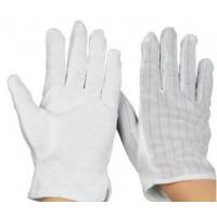 Перчатки антистатические, белые