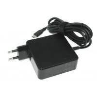 Блок питания (сетевой адаптер) ADL-65A1 5.V,9V,12V,15V/3A, 20V/3.25A (Type-C) 65W REPLACEMENT
