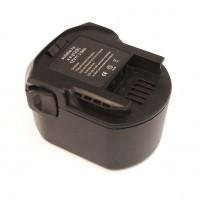 Аккумулятор для AEG (p/n: B1215R, B1214G , B1214 G , B 1214G , B 1214 G, M1230R), 3.0Ah 12V Ni-Mh