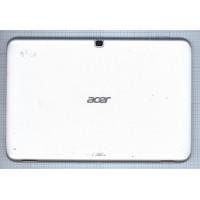 Задняя крышка Acer Iconia Tab A701/A700 серебристая