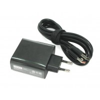 Блок питания (сетевой адаптер) ADL40WDA для ноутбуков Lenovo Yoga 3 80HE 20V 2A/5V 2A 40W