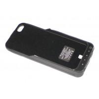 Аккумулятор/чехол для Apple iPhone 5/5S 4200 mAh черный