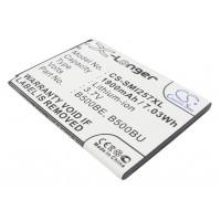 Аккумулятор  CS-SMI257XL (B500AE) для Galaxy S4 mini GT-I9190 3.7V / 1900mAh / 7.03Wh